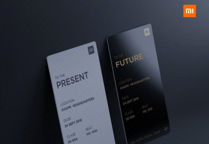 Xiaomi Mi 9 Pro e Mi Mix 4 (5G) data annuncio in Cina