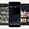 Auto dark theme Android 10