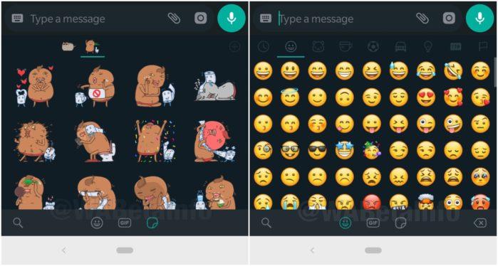 Dark mode di WhatsApp per Android prossima al rilascio