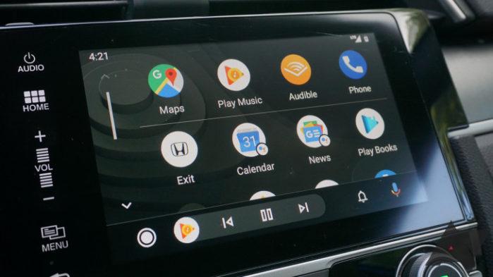 Android Auto Wireless Samsung Galaxy aggiunti