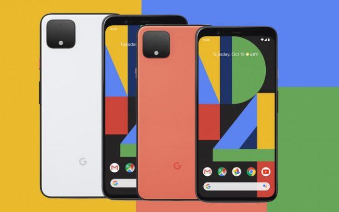 Google Pixel 4 e Pixel 4 XL ufficiali