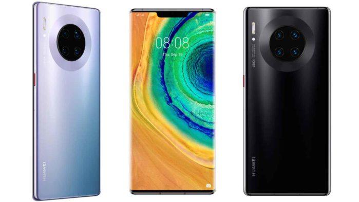 Huawei Mate 30 Pro e Mate 30 in arrivo in Europa