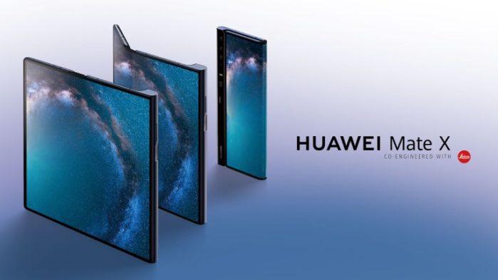 Huawei Mate X ufficiale in Cina: prezzo