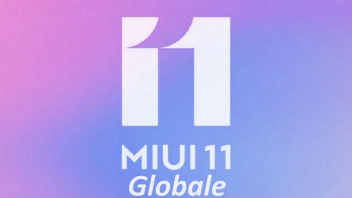 MIUI 11 Globale rollout smartphone Xiaomi