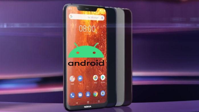 Nokia 8.1 Android 10 aggiornamento