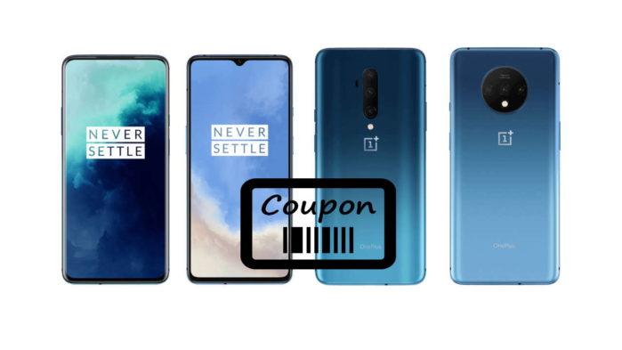OnePlus 7T e 7T Pro prezzo coupon