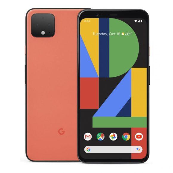 Google Pixel 4 colore arancione