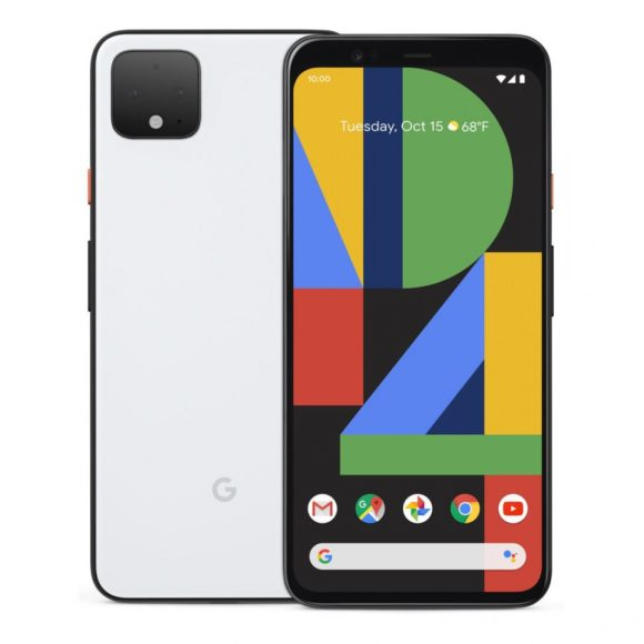 Google Pixel 4 colore bianco
