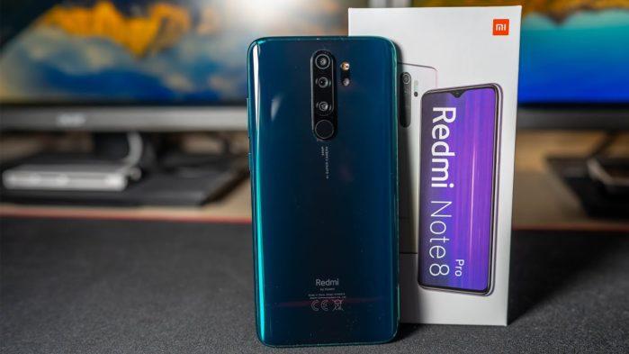 Redmi Note 8 Pro prezzo coupon a 207 euro