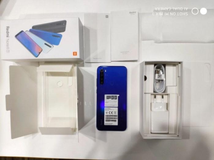 Redmi Note 8T in arrivo: immagini dal vivo e prezzo