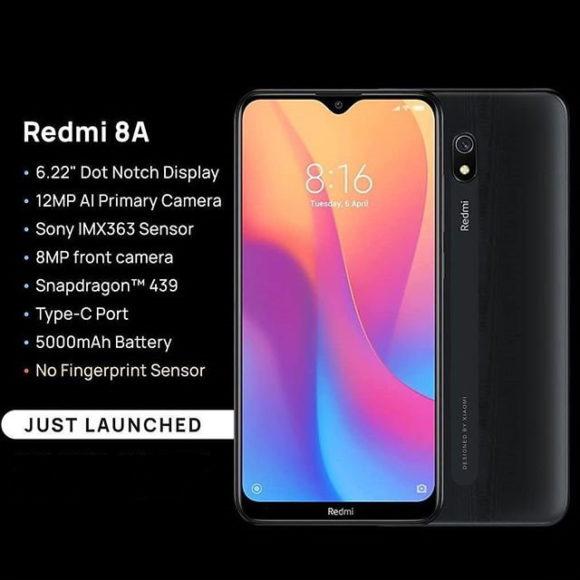 Redmi 8A offerta coupon