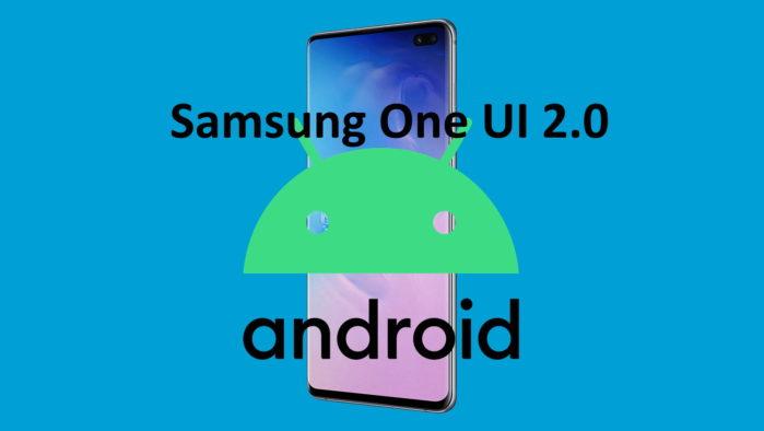 Samsung One UI 2.0 riconoscimento facciale