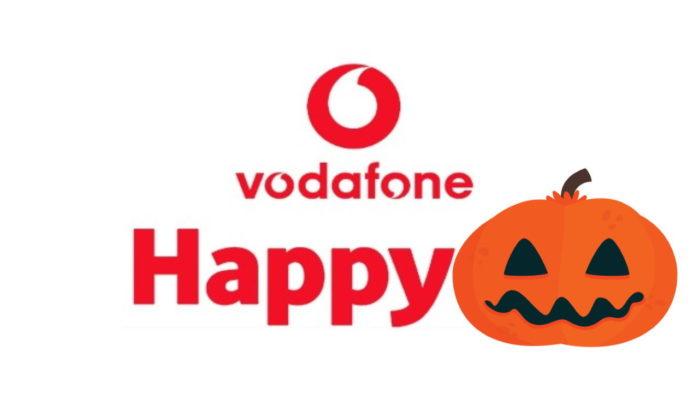 Vodafone Halloween 2019: giga illimitati per una settimana