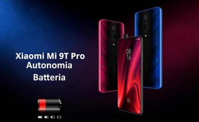 Xiaomi Mi 9T Pro autonomia batteria: test risultati