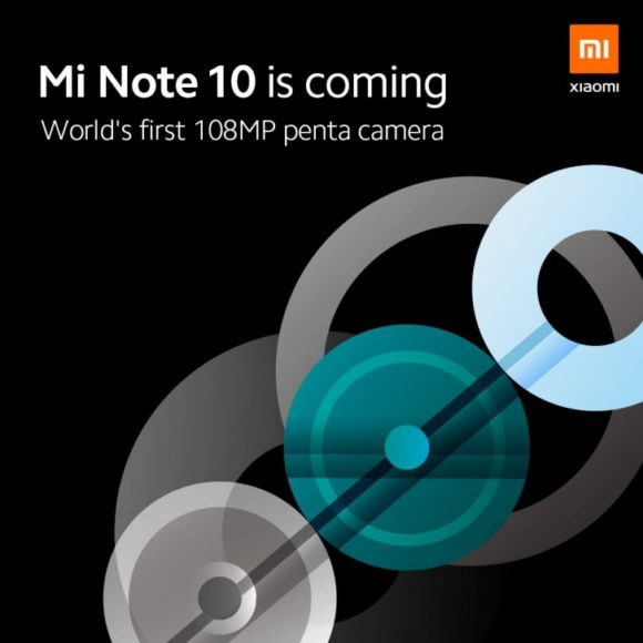 Xiaomi Mi Note 10 in arrivo: le specifiche svelate