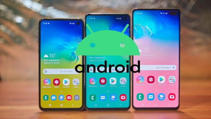 Galaxy S10 Android 10 Beta internazionale: novità