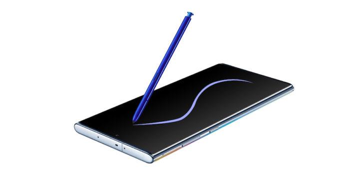 Funzioni Galaxy Note 10 su Galaxy Note 9 e Note 8