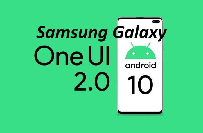 Aggiornamento Android 10 Samsung Galaxy S10, Note 10 e altri: data