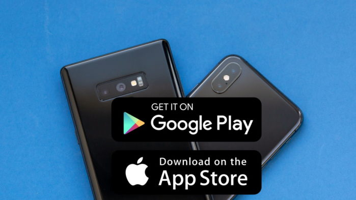 Google Play Store e Apple Store download applicazioni