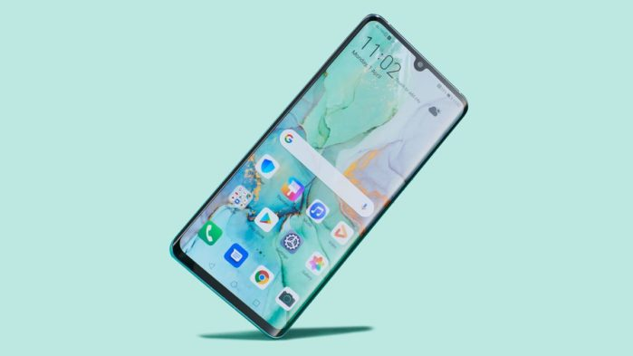 Huawei P30 e P30 Pro Android 10 in Cina