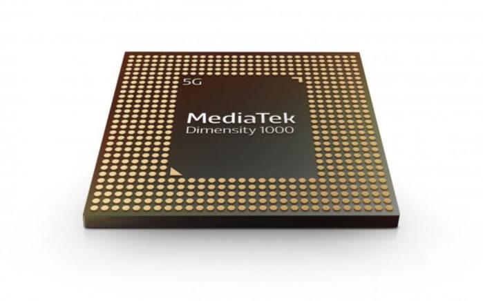 Mediatek Dimensity 1000 5G su AnTuTu