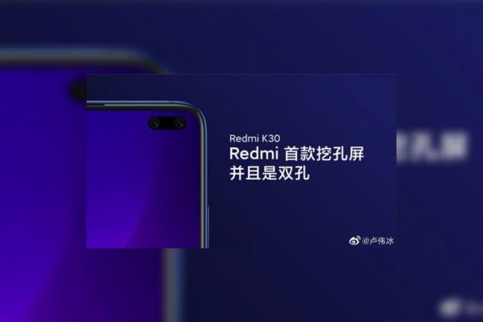 Redmi K30 rumors: immagini e dettagli
