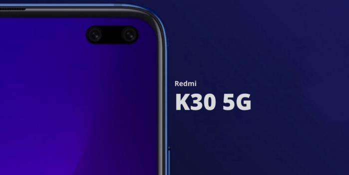 Redmi K30 5G data ufficiale di presentazione in Cina