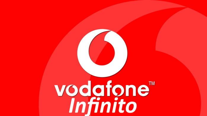 Vodafone Infinito tariffe senza limiti dal 11 novembre 2019