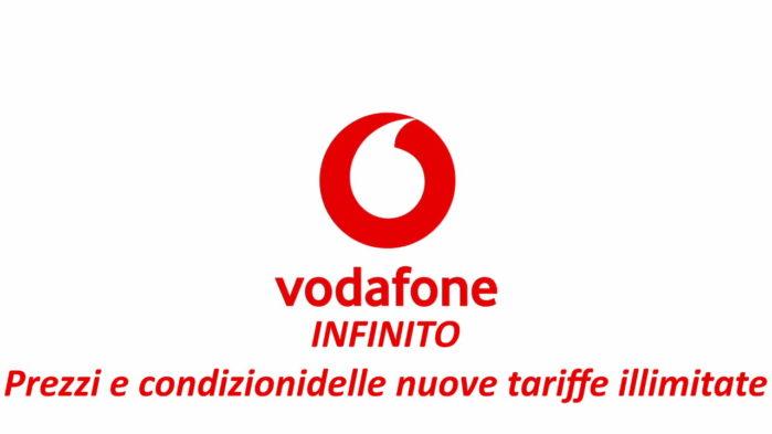 Vodafone Infinito prezzi e condizioni