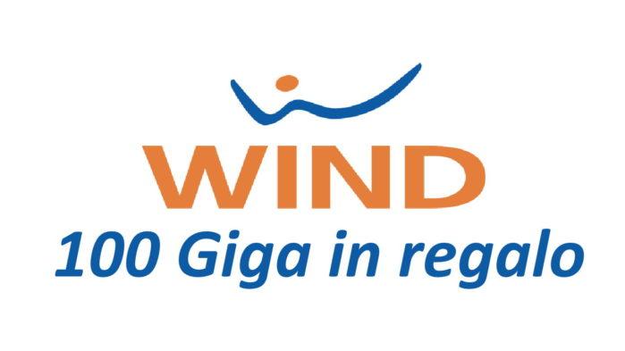 Wind 100 Giga in regalo spot fiorello