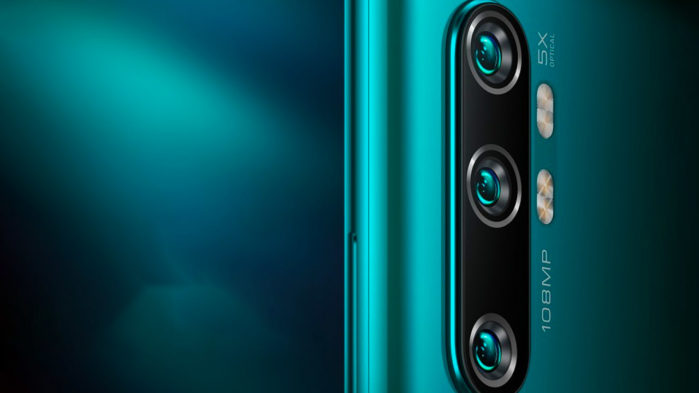 Xiaomi Mi Note 10 batte l'iPhone 11 Pro Max per DxOMark