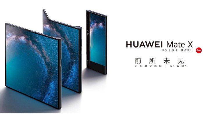 Huawei Mate X i costi di riparazione sono esorbitanti