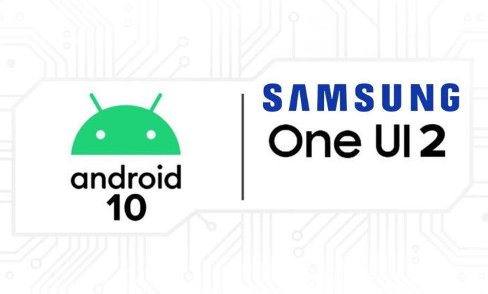 Samsung Galaxy aggiornamento Android 10 roadmap Europa?