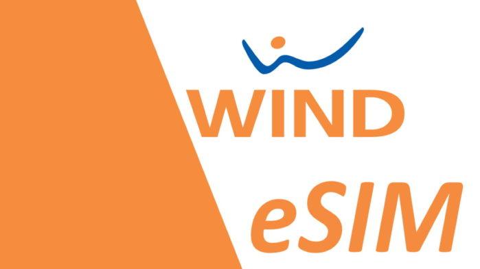 Wind testa le eSim: come partecipare