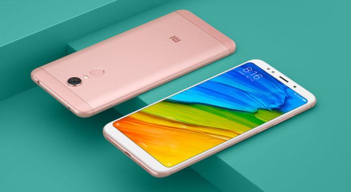 Xiaomi Redmi 5 aggiornamento MIUI 11