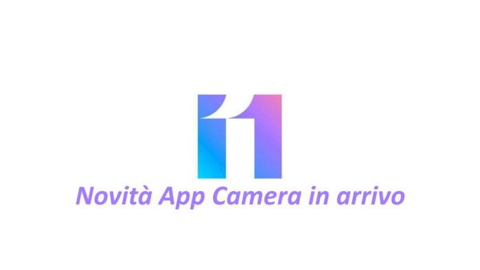 Le novità in arrivo sulla App Camera della MIUI 11