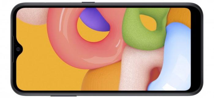 Samsung Galaxy A01 ufficiale: caratteristiche