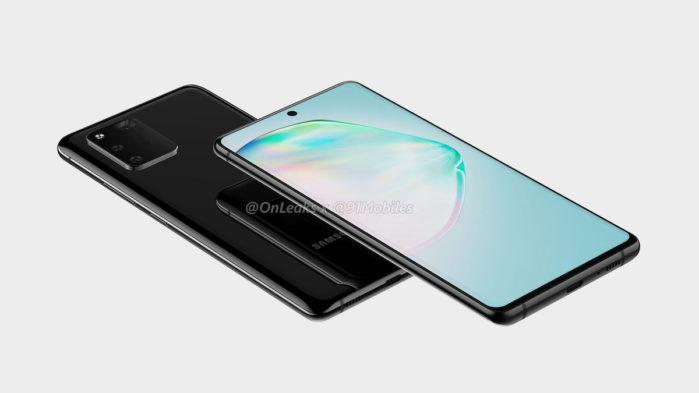 Galaxy S10 Lite (A91), Note 10 Lite (A81), Galaxy A71 e 51 prezzo Europa