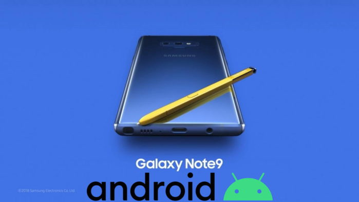 Galaxy Note 9 Android 10 stabile