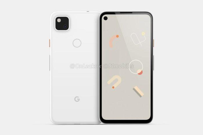 Pixel 4a design 3