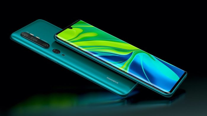 Xiaomi Mi Note 10 Pro ufficiale in Italia: prezzo e differenze da Mi Note 10