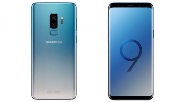 Galaxy S9 e S9 Plus android 10 posticipato