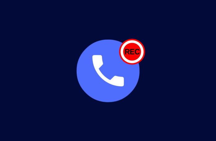 Google Telefono registrazione chiamate