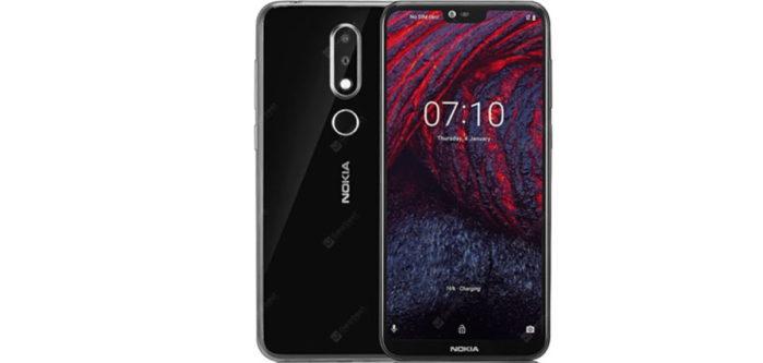 Nokia 6.1 Plus si aggiorna ad Android 10
