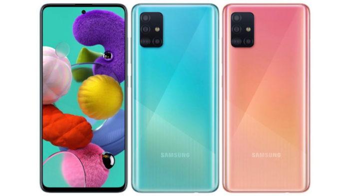 Samsung Galaxy A 2020: nove nuovi smartphone registrati