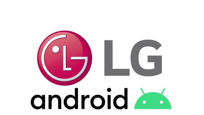 Smartphone LG Android 10 Italia