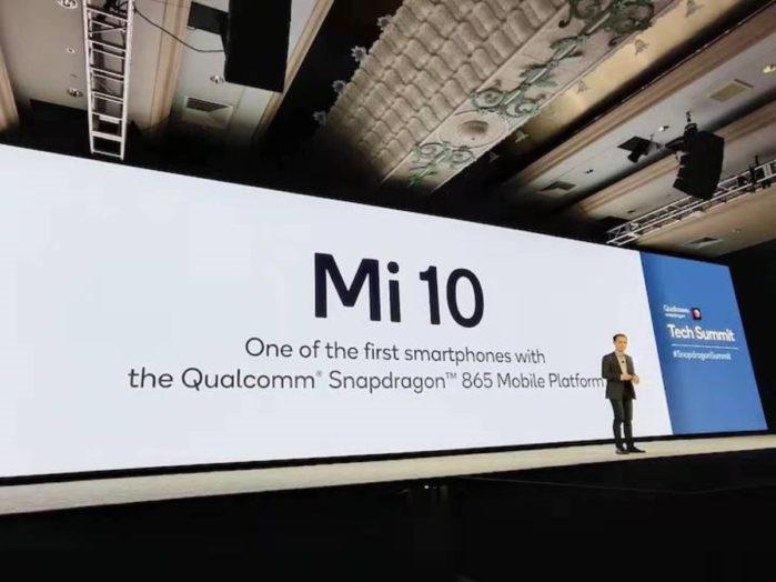 Xiaomi MI 10 prezzo, design e caratteristiche