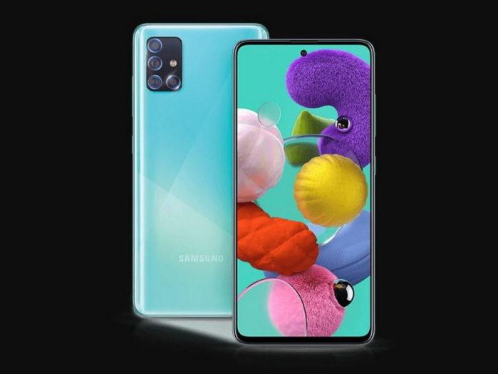 Galaxy A51 5G e Galaxy A41 su GeekBench