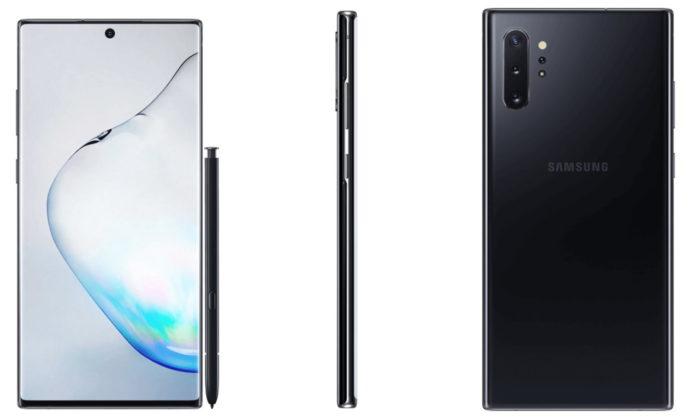 Galaxy Note 10 Plus aggiornamento febbraio 2020