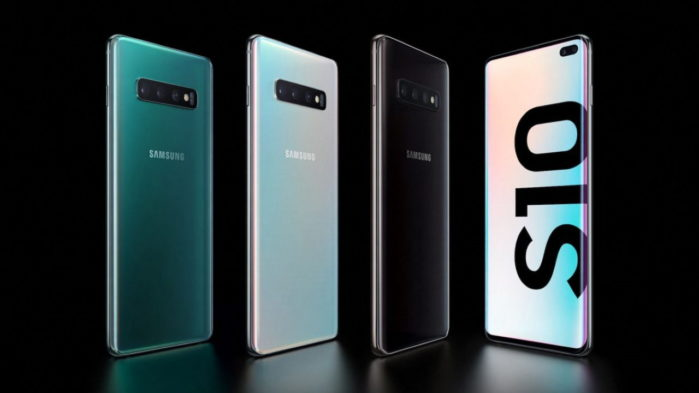Galaxy S10 Plus Android 11 primo test